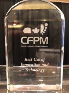 CFPM 2018 Award