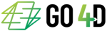 Go 4-D Logo